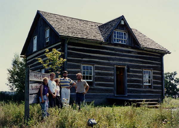 The MacLachlan Woodworking Museum, 1991