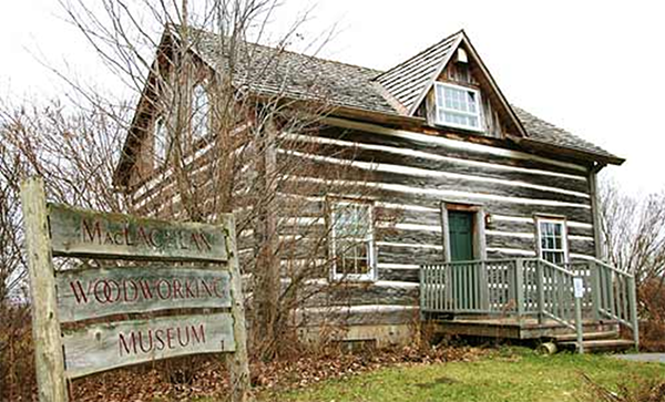 MacLachlan Woodworking Museum